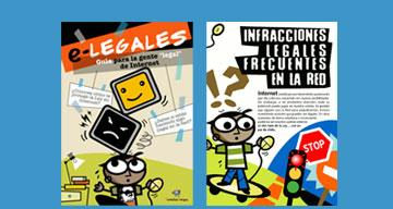 e-Legales. Guía de la gente legal en Internet